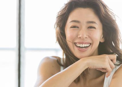 笑顔が素敵な野沢和香さん