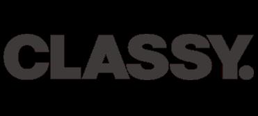 CLASSY.ロゴ