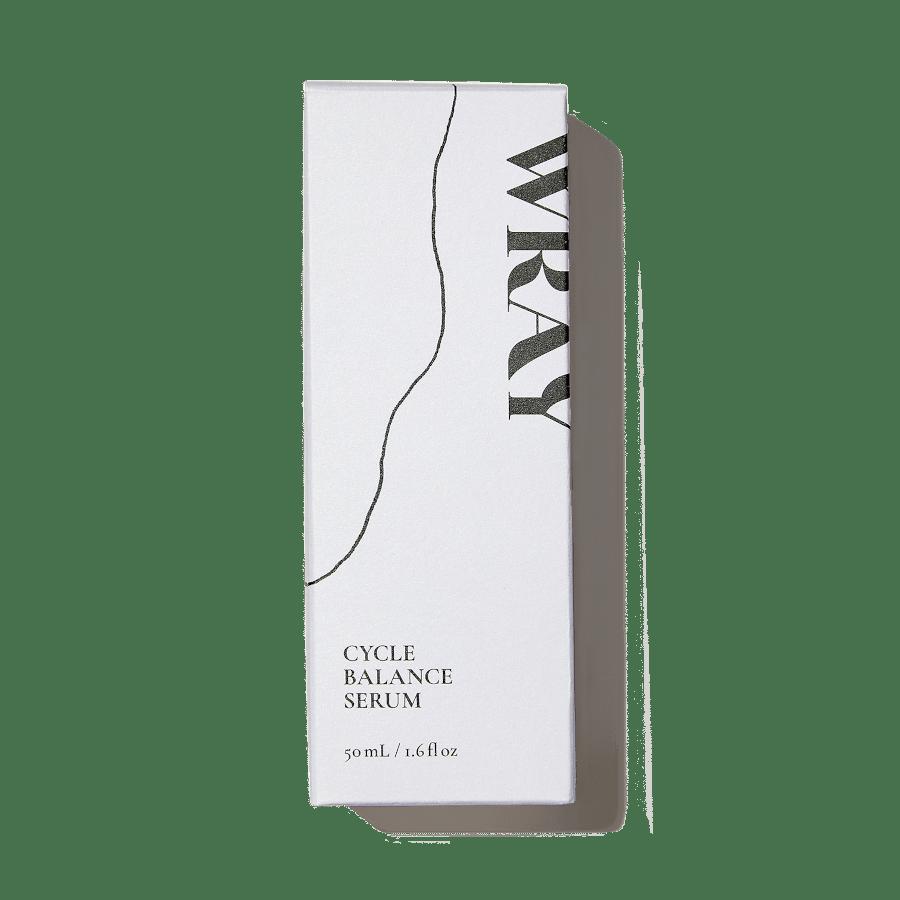 WRAY サイクルバランスセラム 化粧箱