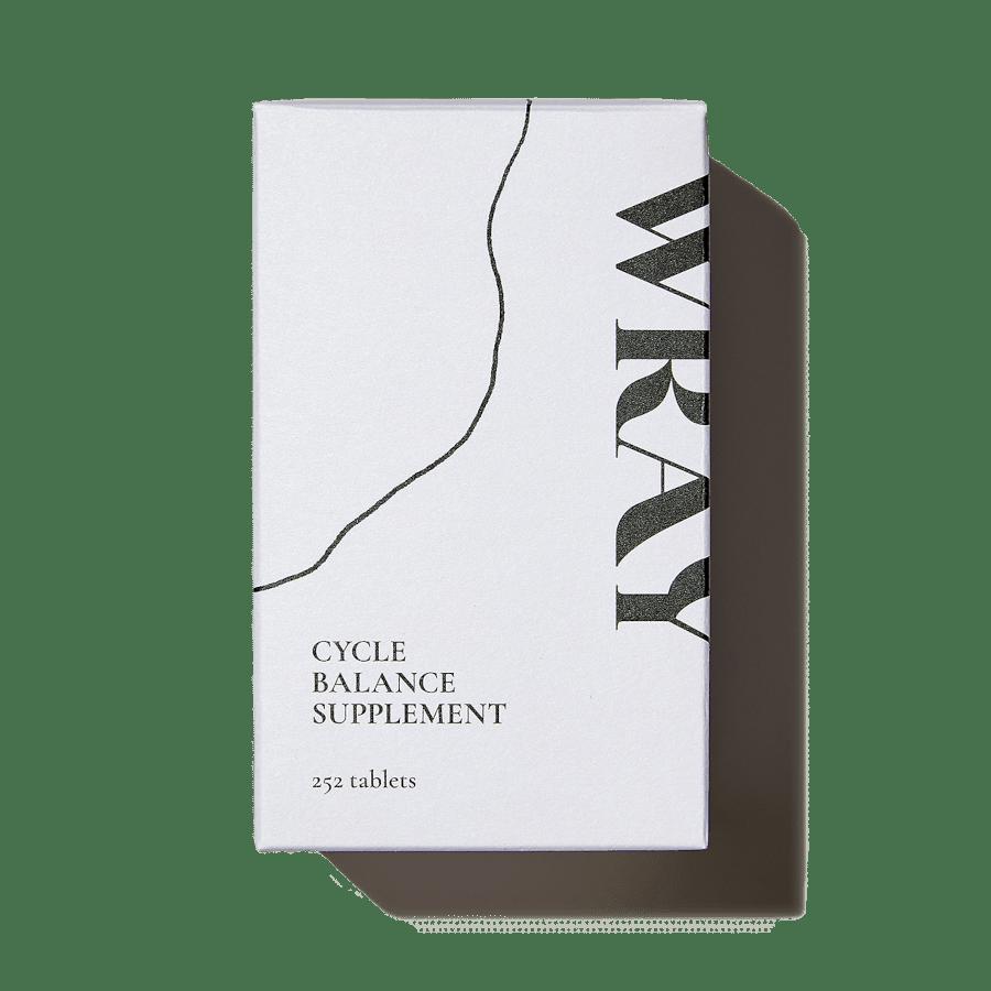 WRAY サイクルバランスサプリメント 化粧箱
