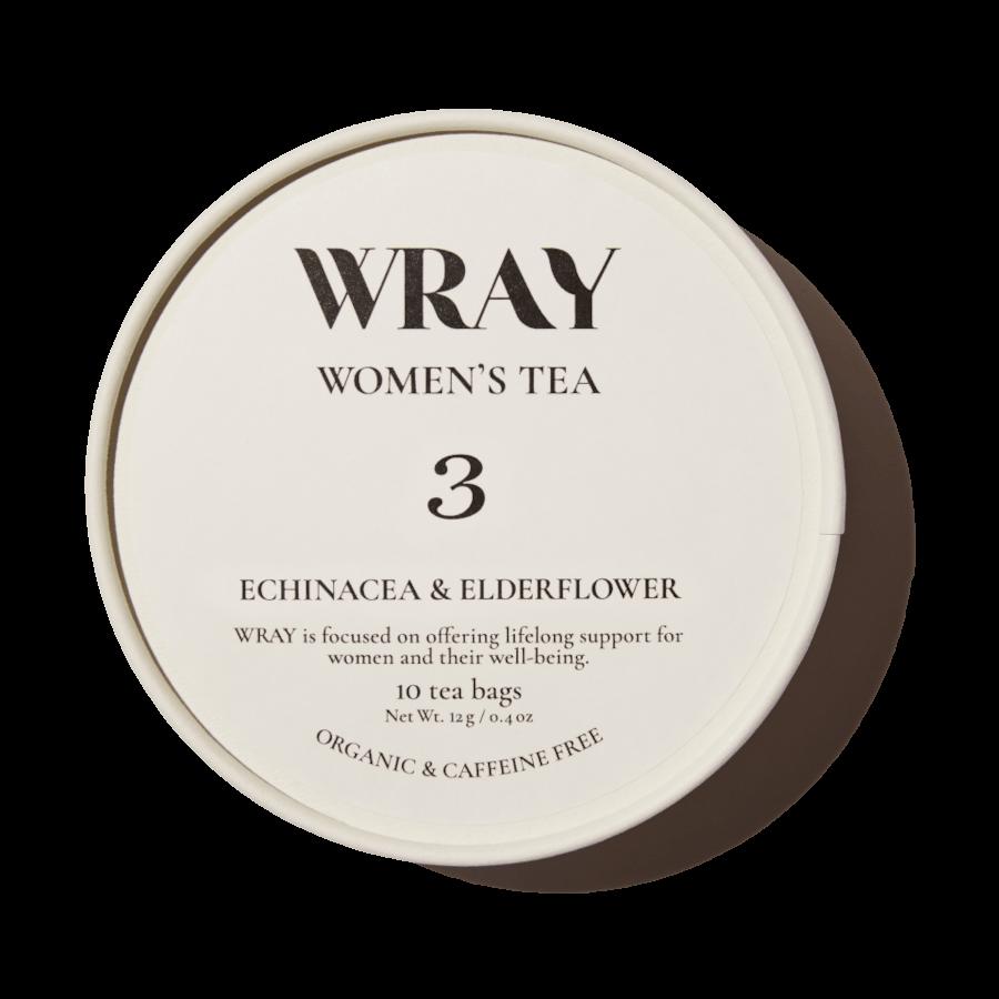 WOMEN'S TEA<br>エキナセア&エルダーフラワー