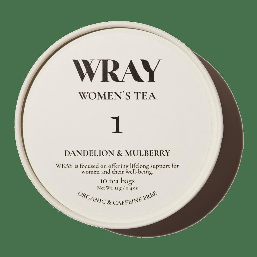 WRAY WOMEN'S TEA ダンデライオン&マルベリー