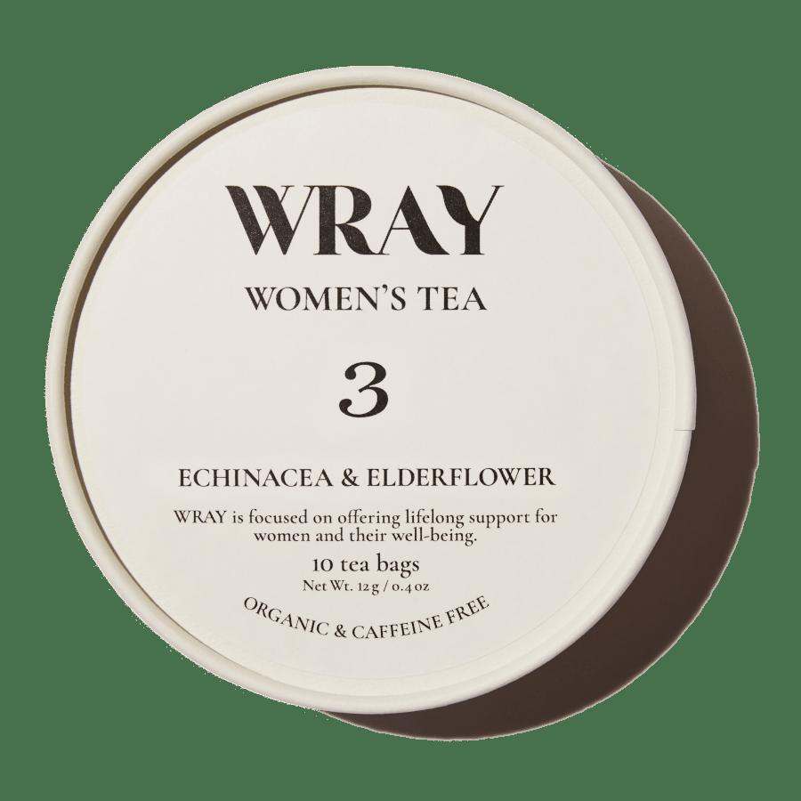 WRAY WOMEN'S TEA エキナセア&エルダーフラワー