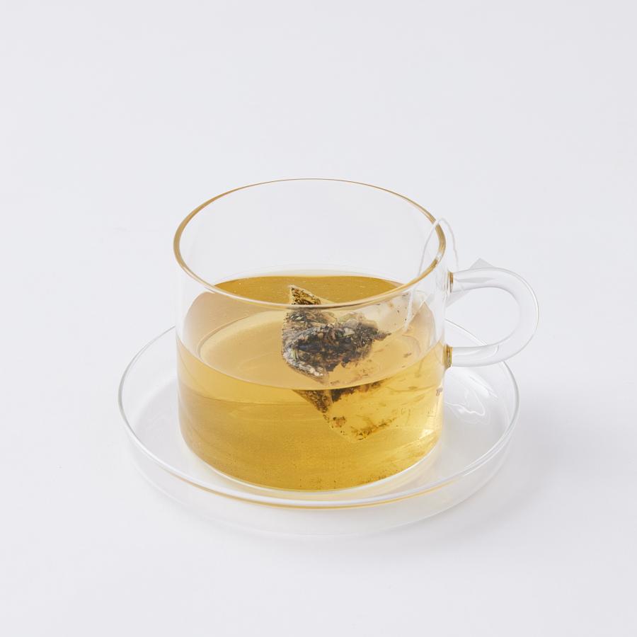 WRAY WOMEN'S TEA エキナセア&エルダーフラワー お召し上がりイメージ
