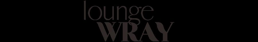 lounge WRAY ロゴ
